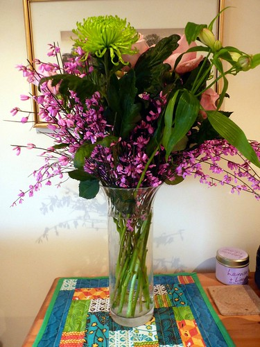 Gorgeous Smelling Birthday Flowers