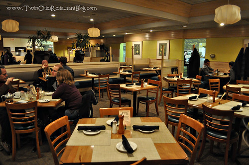 Dining Room at Good Earth ~ Roseville, MN