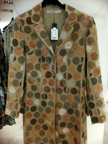 Sashiko Coat