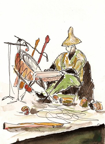 Richmond Indigenous Gourd Orchestra
