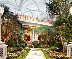 Atrium, Encore Las Vegas (2007)