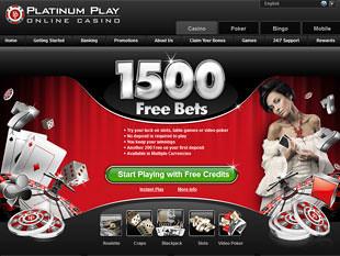 Platinum Play Home