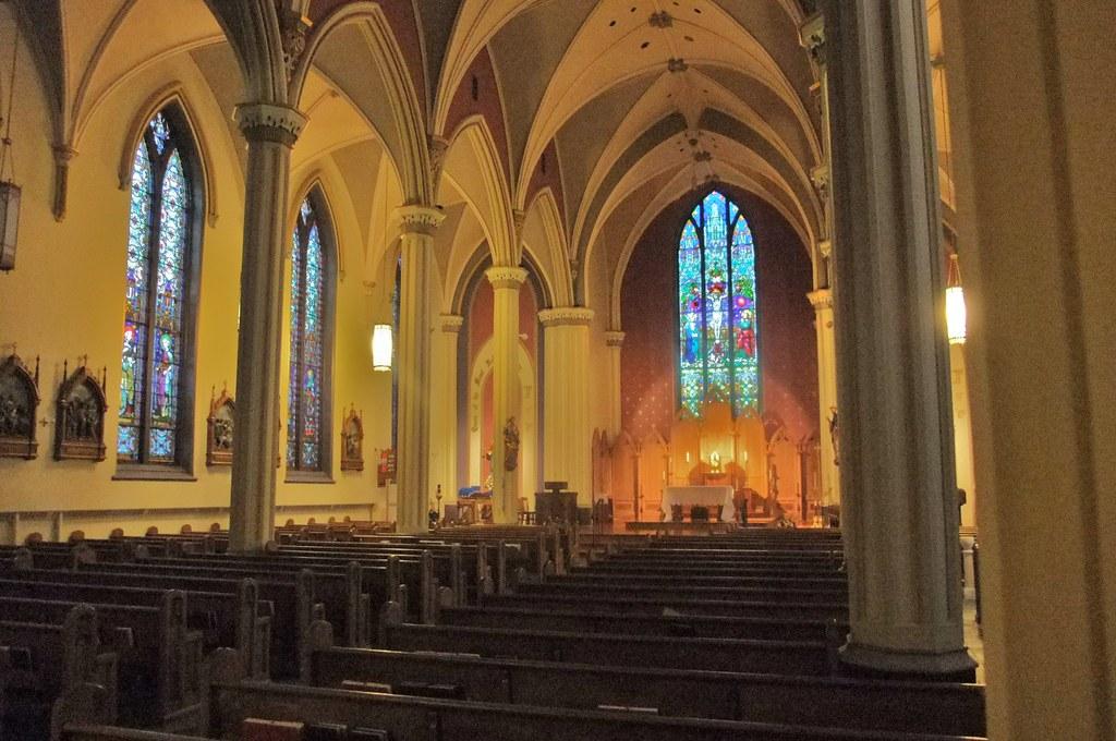 St  Thomas Aquinas Catholic Church, Zanesville, OH   Flickr