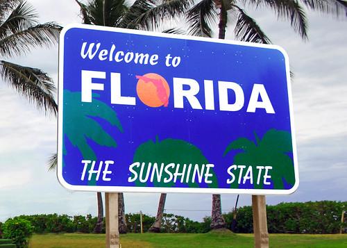 Bem vindo a Florida