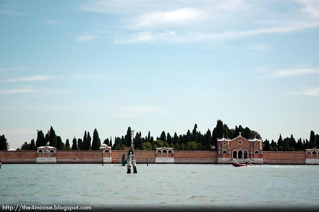 Venice - St Michele Cimitero