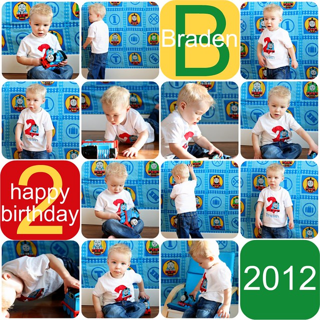 Happy 2nd Birthday, Braden!