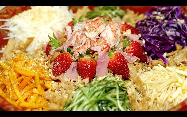 Salad Yee Sang 2012