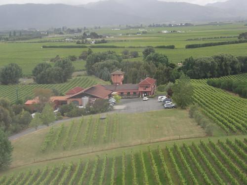 Landing at Highfield Estate (Marlborough)