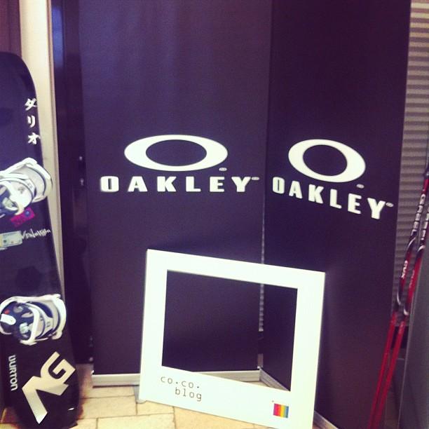 Oakley eve