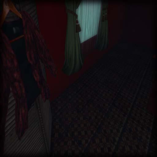 SAIKIN red room....