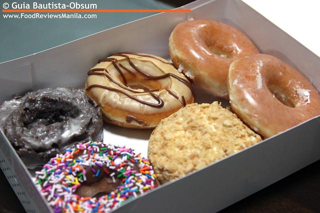 Krispy Kreme doughnuts 2