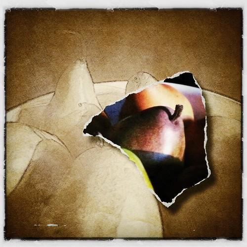 a pear apart