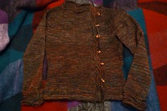 Fall Forest Cardi Complete