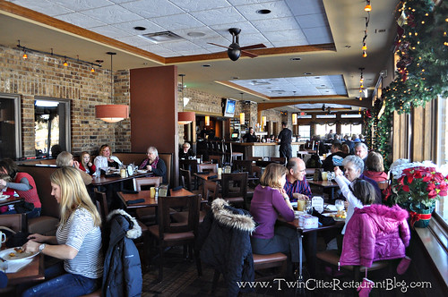 Dining Room at Girvan Grille ~ Brooklyn Park, MN