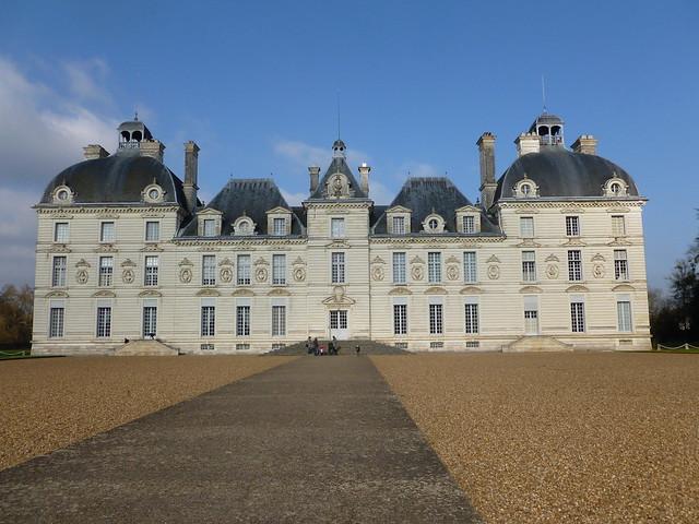 Chateau de cheverny alias le chateau de moulinsart by guillaume capron - Le chateau de moulinsart ...