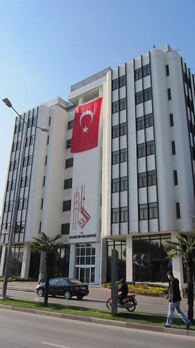 Balikesir: Balikesir Belediyesi Building (3)