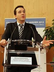 Bernard Benhamou, Délégué aux usages de l'Internet, Ministère de l'Industrie