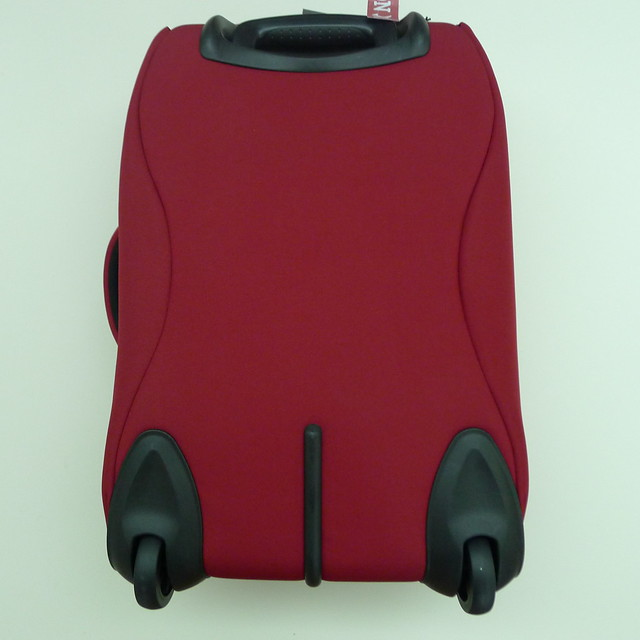 Dry Red No. 3 - Back View