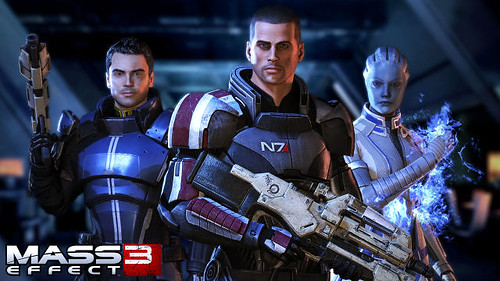 """Mass Effect 3 to Offer Unlocks via Facebook """"Missions"""""""