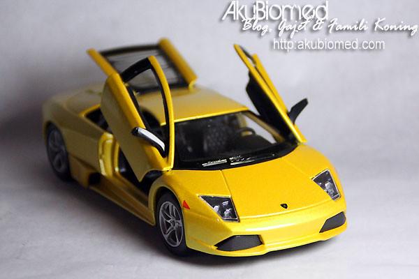 Supercar Lamborghini-Murciélago
