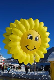 Die Sonne lacht am Tegernsee