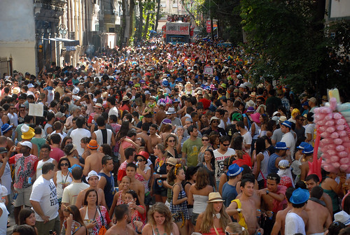 Carnevale Rio 2012 Foto - Bloco Imprensa que eu gamo
