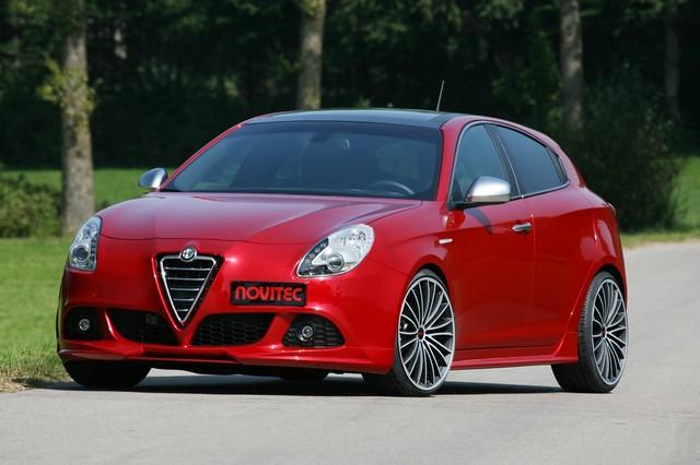 Novitec Alfa Romeo Giuletta