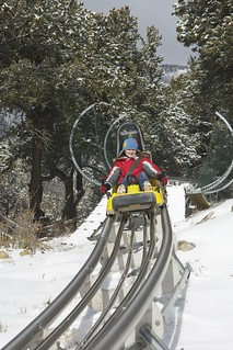 Alpine Coaster at Glenwood Caverns