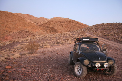 Baja in Death Valley