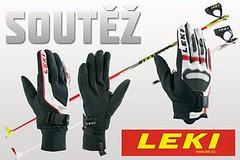 Vyhlášení vítězů soutěže o hole a rukavice LEKI pro běžecké lyžování