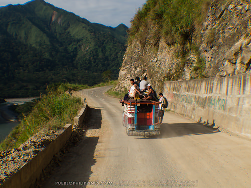 White Water River Rafting - Tabuk - Kalinga, Philippines (082828 - 120123)