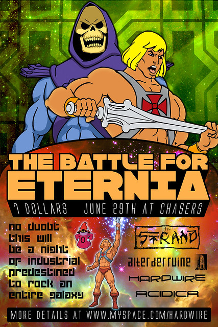 Battle for Eternia Front