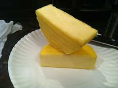 plant(0.0), produce(0.0), dish(0.0), food(1.0), dairy product(1.0), cheese(1.0), cheddar cheese(1.0),