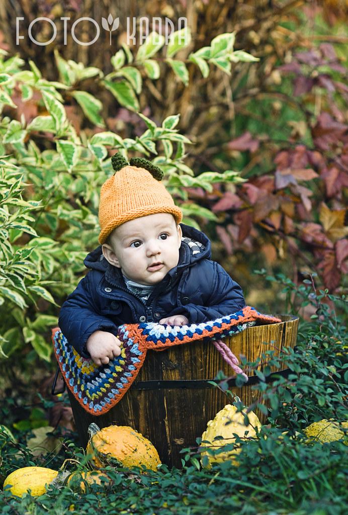 fotografia noworodkowa Toruń - Leon