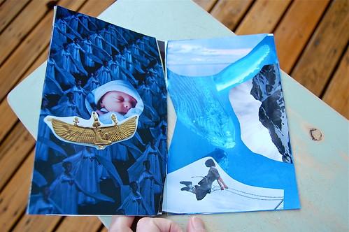 book card p. 6 & 7