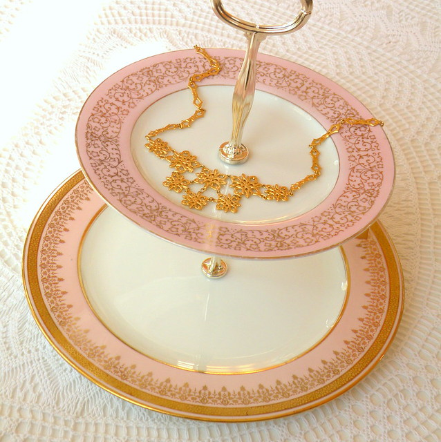 Tiered Cake Stands Square
