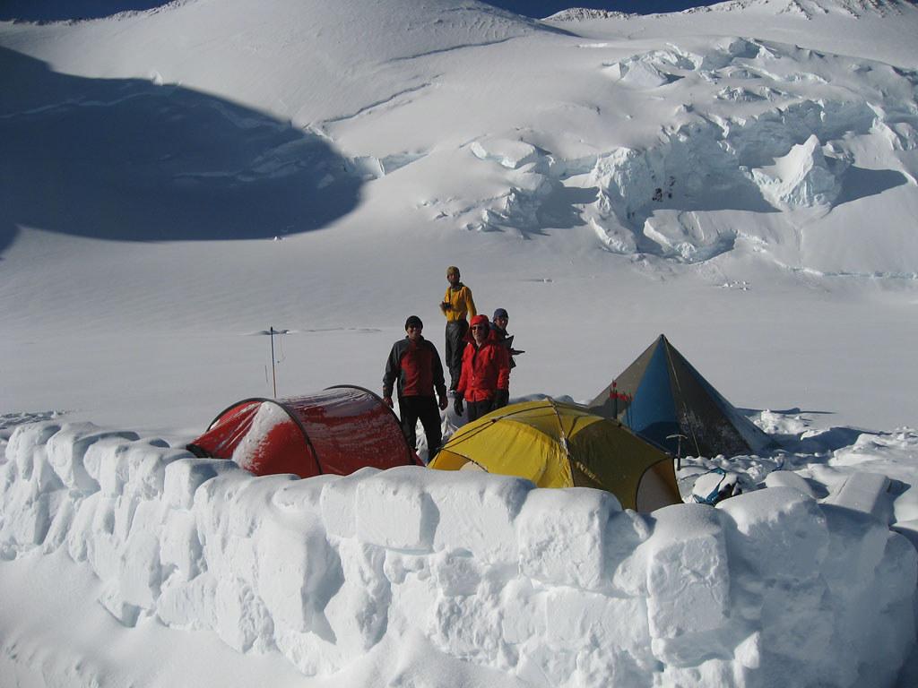 Climb Mount Logan