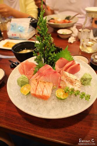 美食(TW) |千喜 日本料理@花蓮 – 兼顧視覺跟味覺藝術美食!!