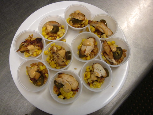 arroz con pollo samples
