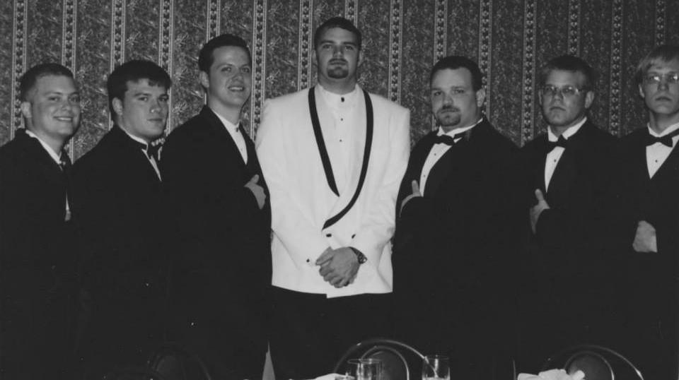 Shawreth Formal - 1999
