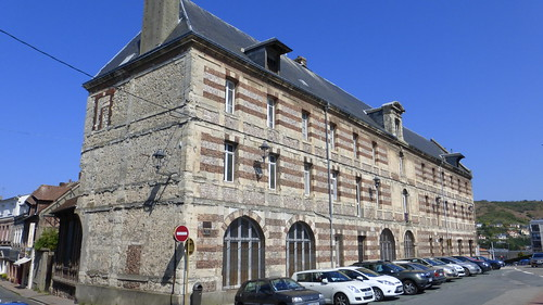 071 Maison des Moines insoumis, Fécamp