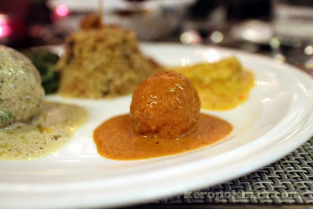 Royal Kashmiri Cuisine @ Punjab Grill, Marina Bay Sands