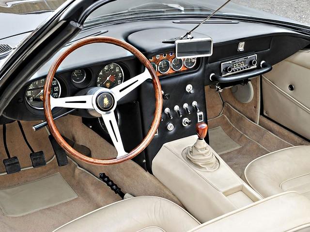 Lamborghini 400 GT Spyder Conversion
