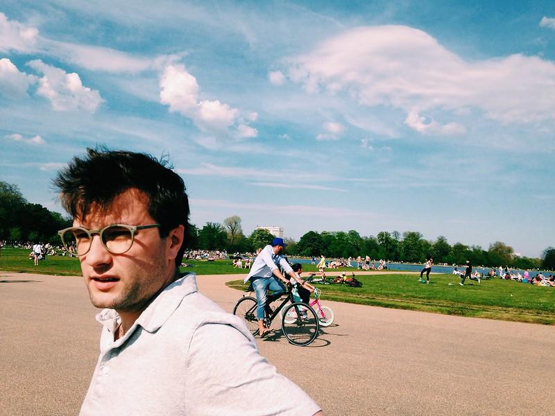 Hyde Park and Kensington
