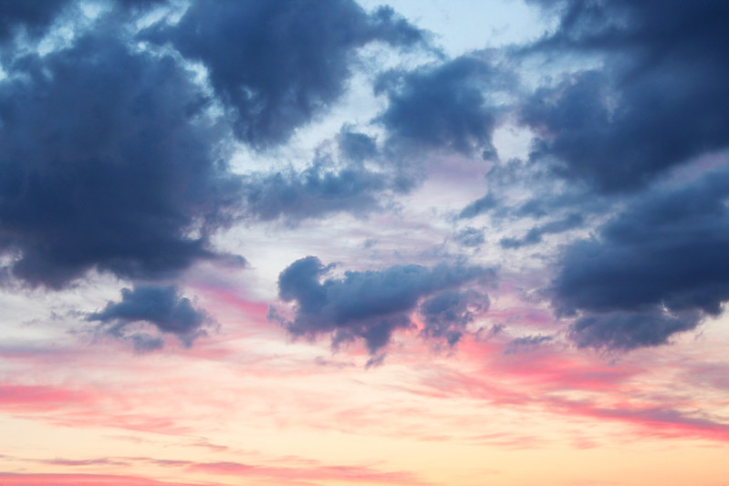 auringonlasku blogi