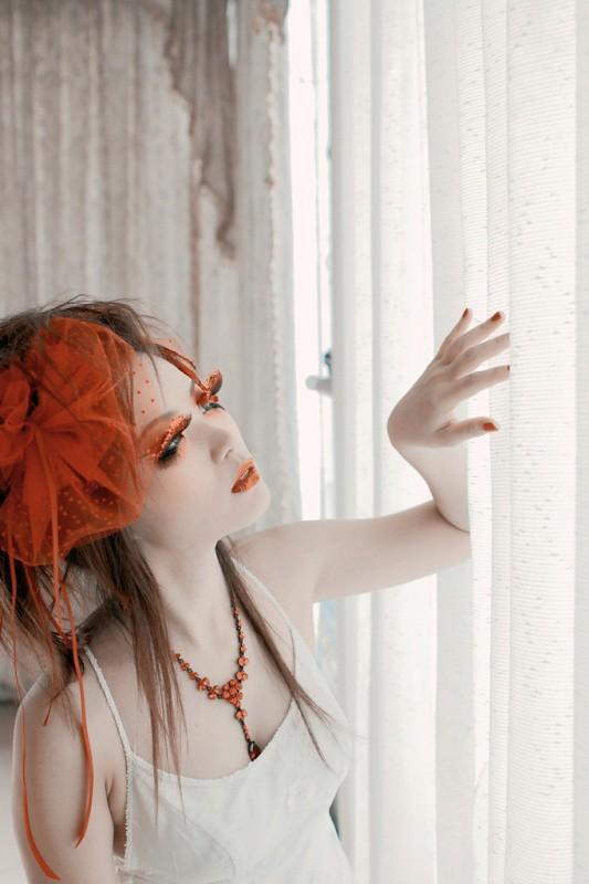 潔西卡 | 造型 | 紅