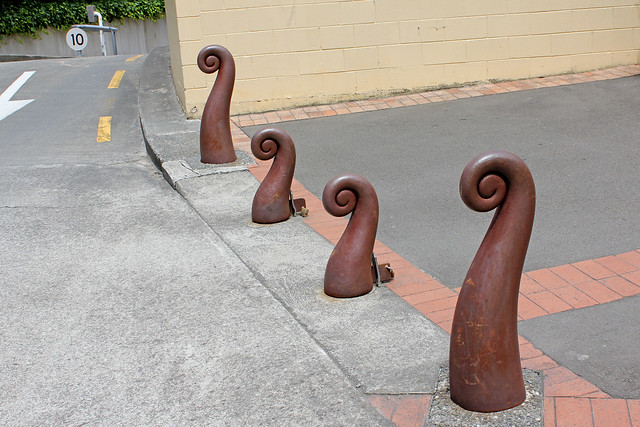 Wellington sidewalk