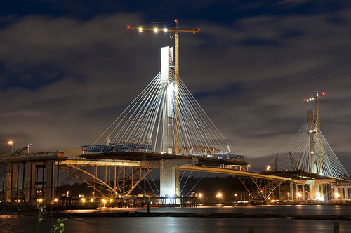 Port Mann  by petetaylor