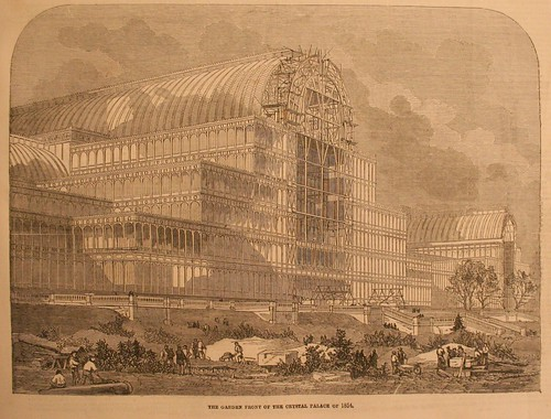 The Crystal Palace - reconstruction