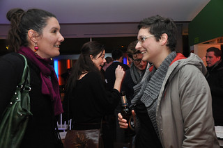 Networking bei der 2. Social Bar Köln